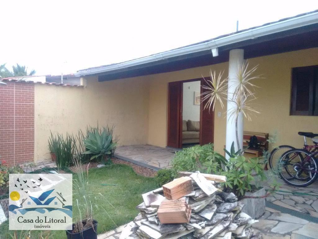 Casa residencial para venda e locação, Jardim Bopiranga, Itanhaém.