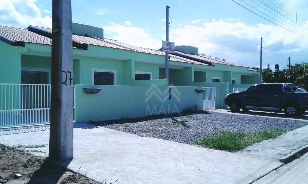 Casa residencial à venda, Piçarras/Cohapar, Guaratuba.