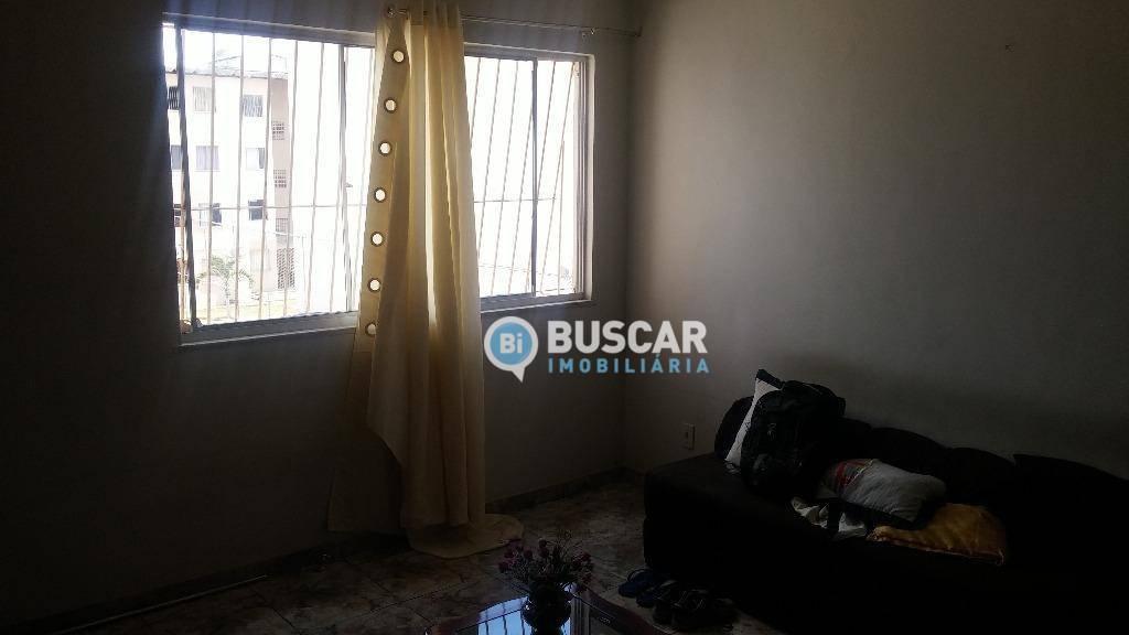 Apartamento residencial à venda, Caseb, Feira de Santana - A