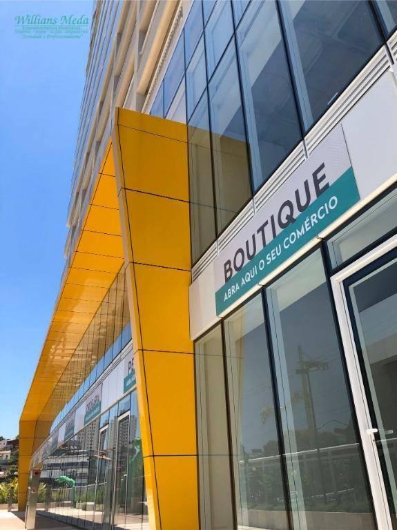 Sala à venda, 37 m² por R$ 275.000,00 - Jardim Santa Mena - Guarulhos/SP
