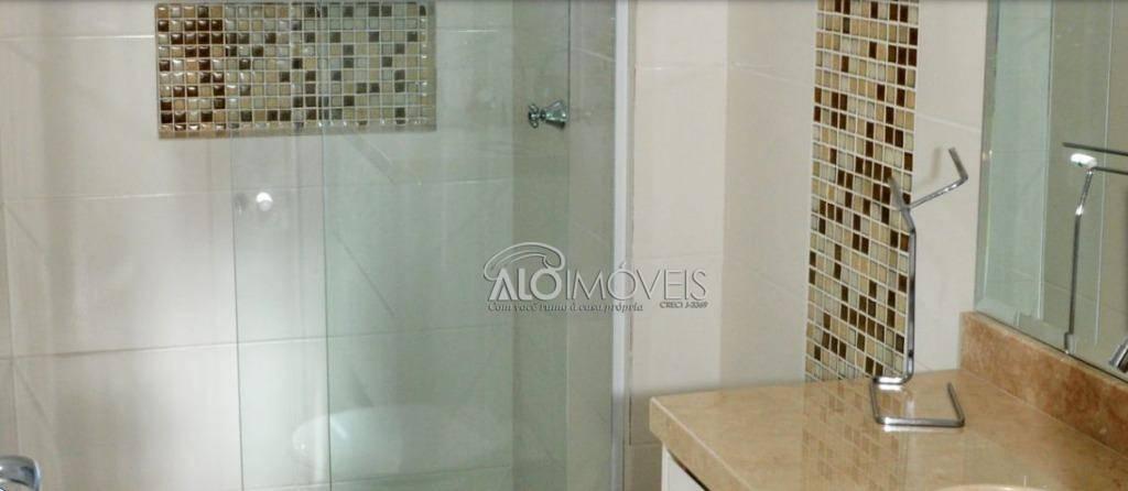 Apartamento com 2 dormitórios à venda, 47 m² por R$ 152.150 - Capela Velha - Araucária/PR