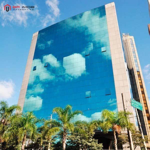 Andar Corporativo à venda, 945 m² por R$ 17.010.000 - Itaim Bibi - São Paulo/SP