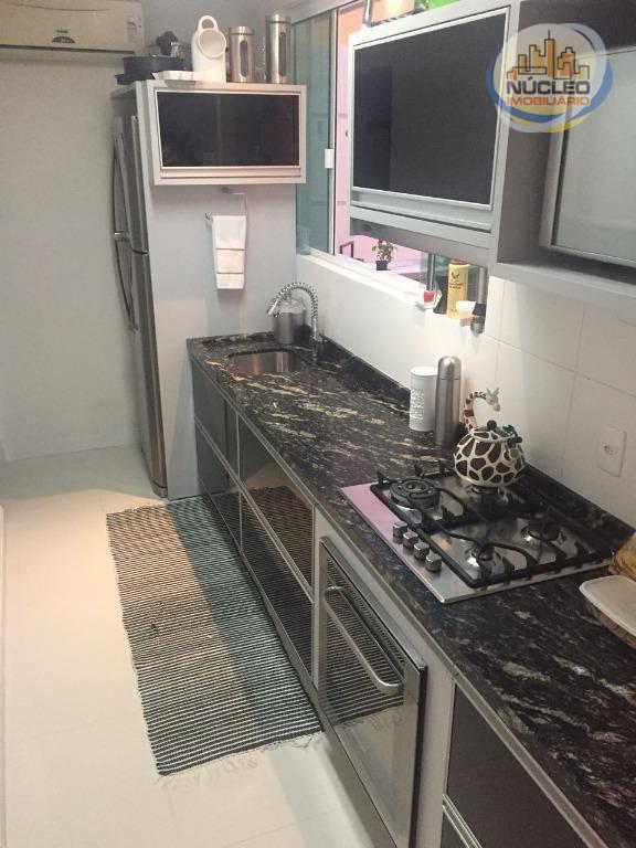 Cobertura com 2 Dormitórios à venda, 129 m² por R$ 1.790.000,00