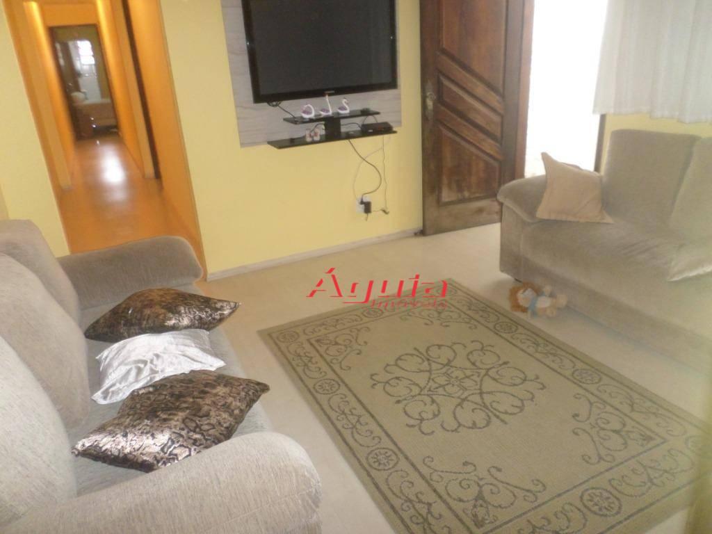 Casa com 3 dormitórios à venda, 114 m² por R$ 530.000,00 - Parque Oratório - Santo André/SP
