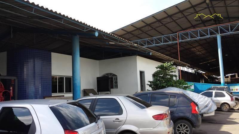 Galpão, Santana, Cariacica (GA0007) - Foto 6