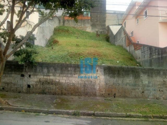 Terreno à venda, 390 m² por R$ 225.000 - City Bussocaba - Osasco/SP - TE0686