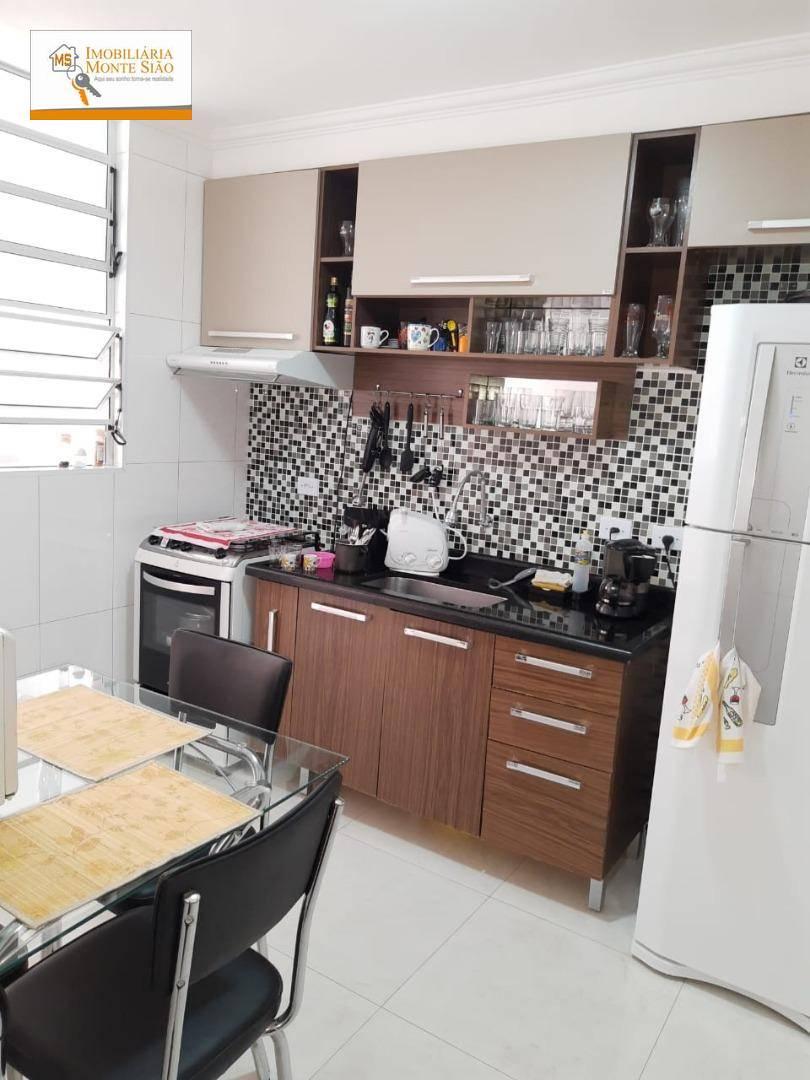 Lindo Apartamento com 2 dormitórios, 60 m² - Jardim Odete - Guarulhos/SP