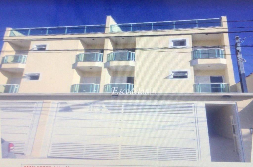 Apartamento residencial à venda, Parque Oratório, Santo André - AP3778.