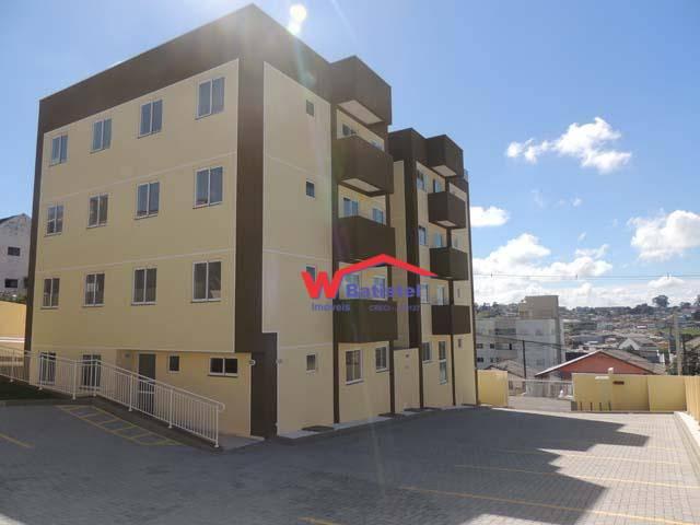 Apartamento com 2 dormitórios à venda, 46 m² por R$ 149.000 -  Travessa Chile nº 112 - Rio Verde - Colombo/PR