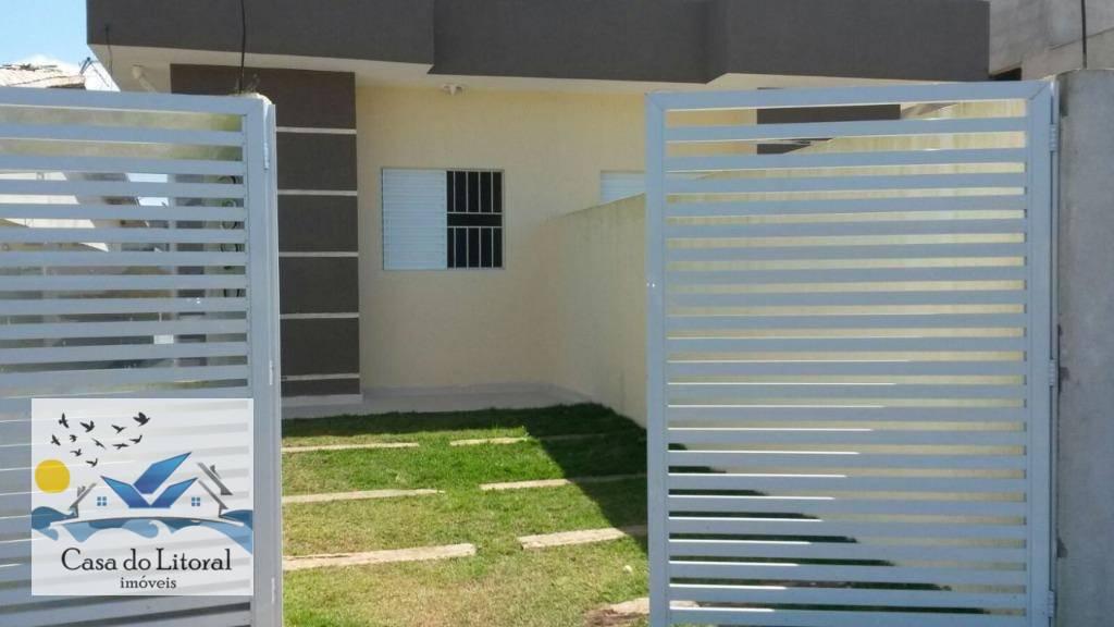 Casa residencial à venda, Gaivota - Praia, Itanhaém.