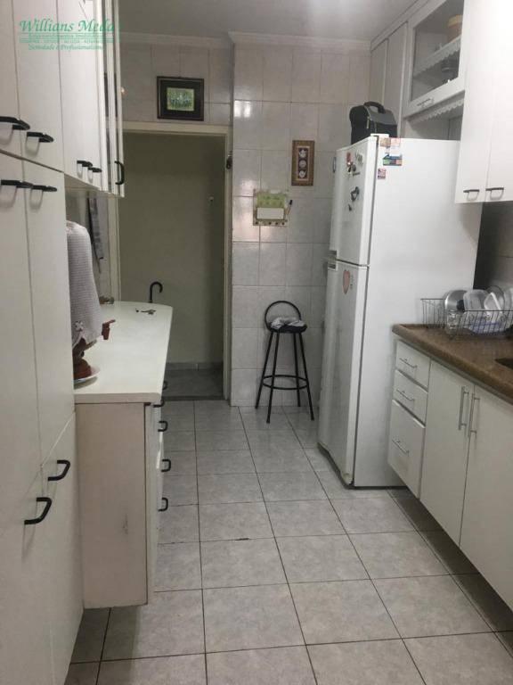 Apartamento à venda, 97 m² por R$ 315.000,00 - Jardim São Jorge - Guarulhos/SP