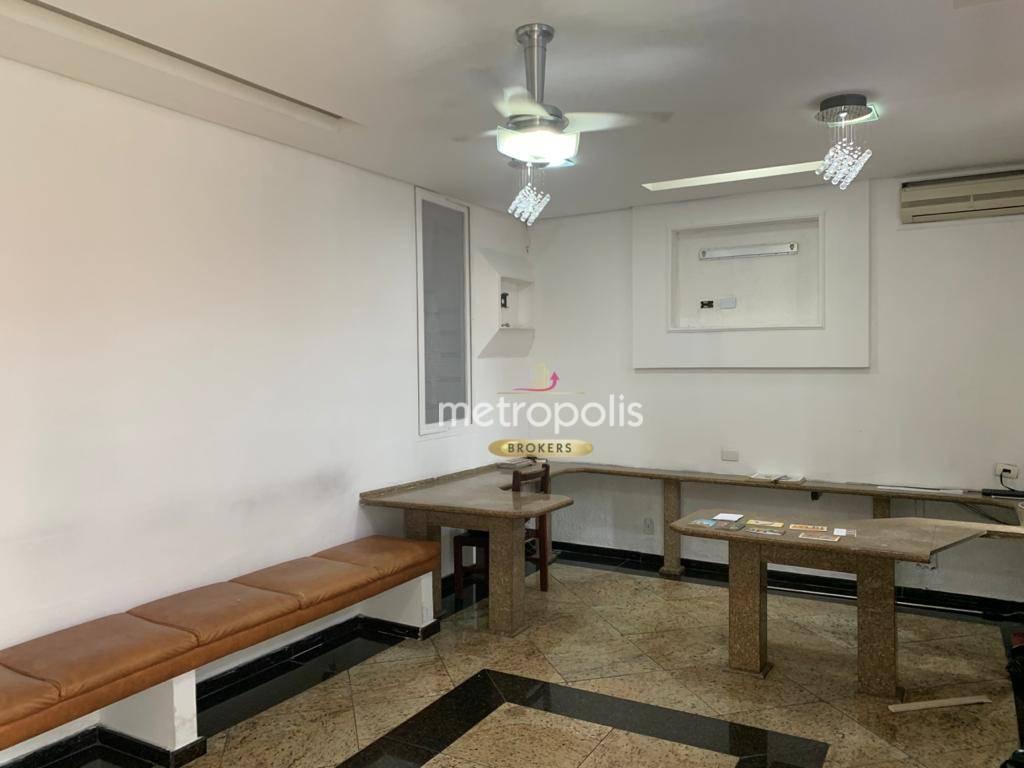 Sobrado para alugar, 200 m² por R$ 7.000,00/mês - Santa Paula - São Caetano do Sul/SP