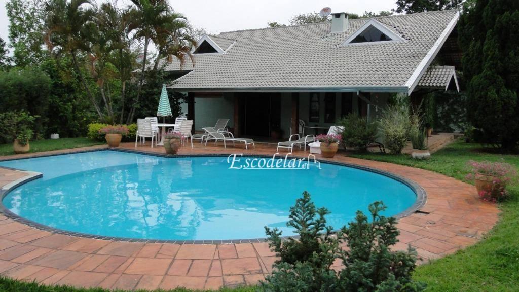 Chácara com 3 dormitórios à venda, 43000 m² por R$ 2.500.000 - Capela - Vinhedo/SP