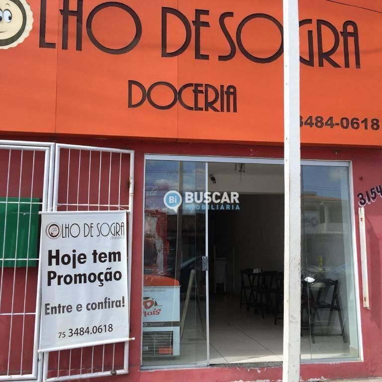 Loja à venda, 60 m² por R$ 800.000 - Caseb - Feira de Santana/BA