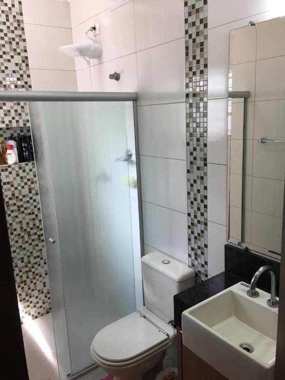 Casa com 3 dormitórios à venda, 110 m² por R$ 495.000 - Vila