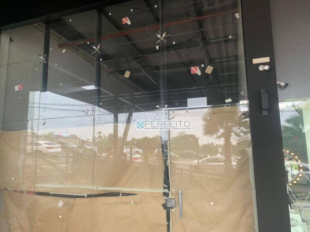 Loja para alugar, 81 m² por R$ 4.700/mês - Gleba Palhano - Londrina/PR
