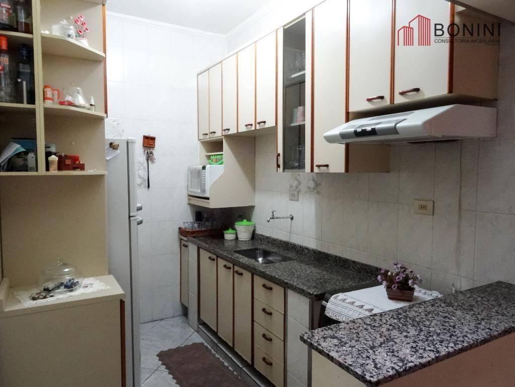 Casa 3 Dorm, Jardim Cândido Bertini, Santa Barbara D'Oeste (CA0226) - Foto 6