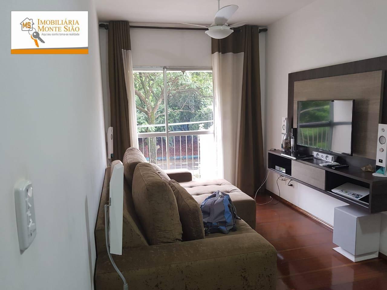 Ótimo Apartamento com 2 dormitórios à venda, 64 m² por R$ 260.000 - Vila Augusta - Guarulhos/SP