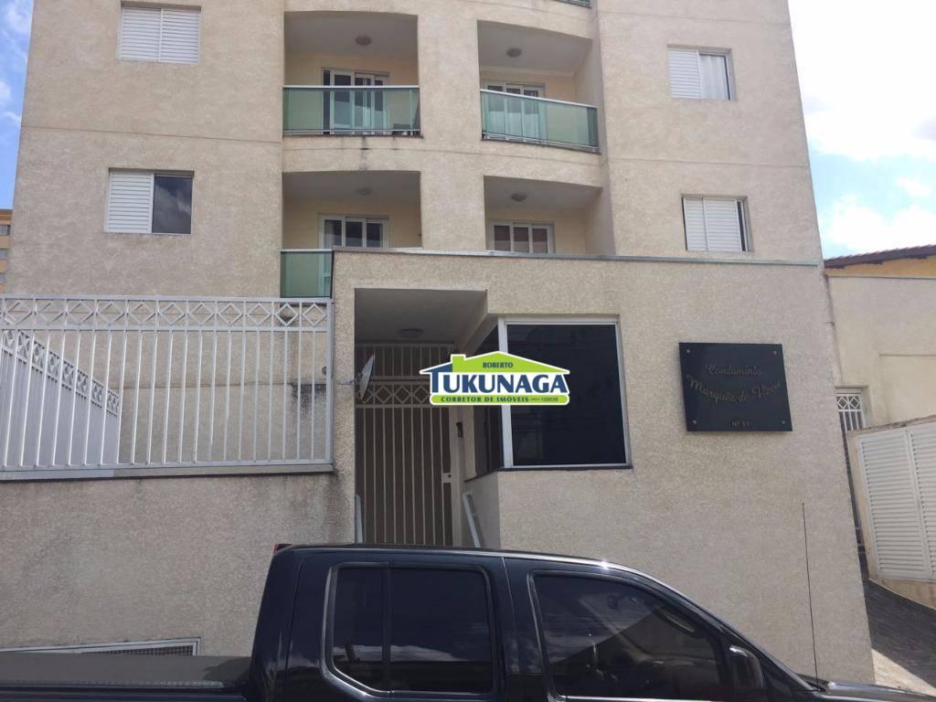 Apartamento à venda Condomínio Marquês de Vizeu, Jardim São Judas Tadeu, Guarulhos.