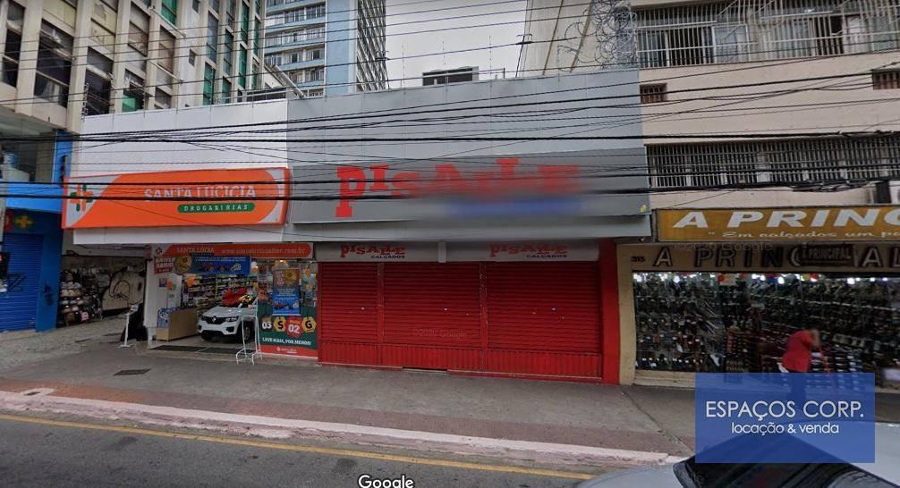 Loja à venda com renda, 810m² - Centro - Vitória/ES