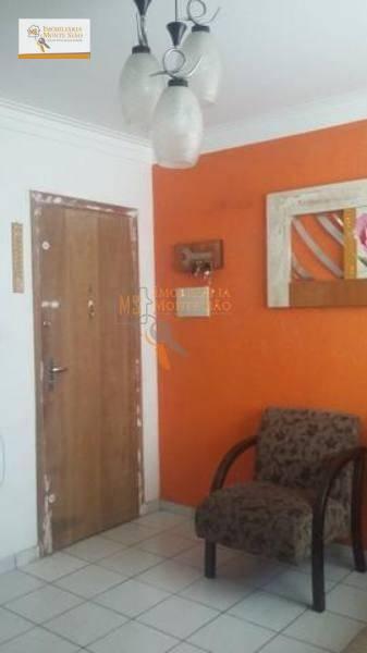 Apartamento Residencial à venda, Parque Uirapuru, Guarulhos - .