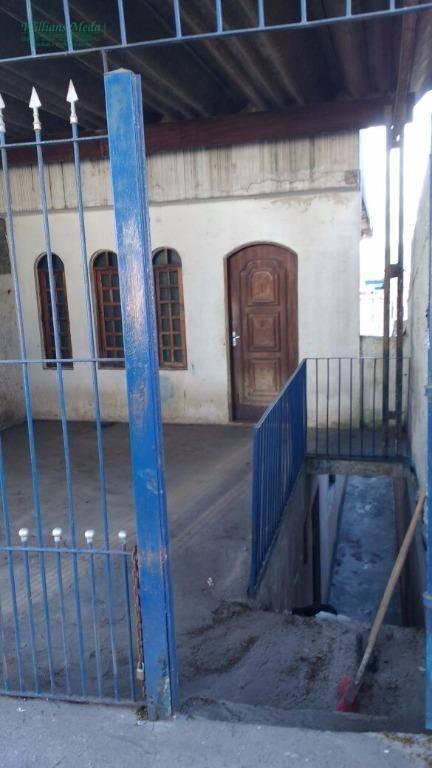 Casa com 4 dormitórios à venda, 136 m² por R$ 200.000 - Jardim São Manoel - Guarulhos/SP