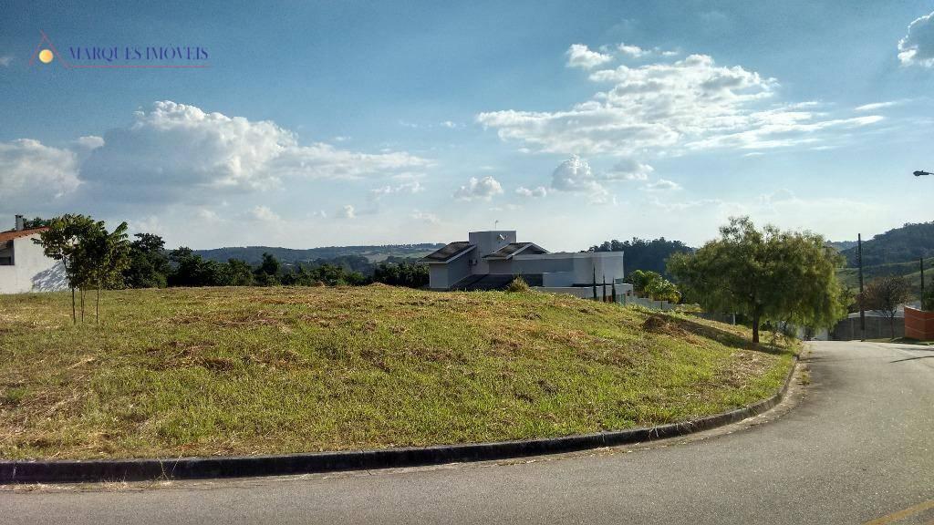 Terreno residencial à venda, Condomínio Vila Hípica II, Vinhedo.
