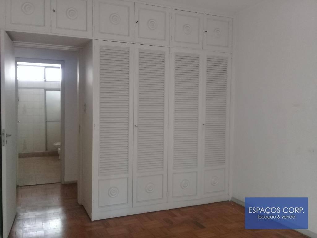 Apartamento residencial à venda, com 160m²- Cerqueira César - São Paulo/SP