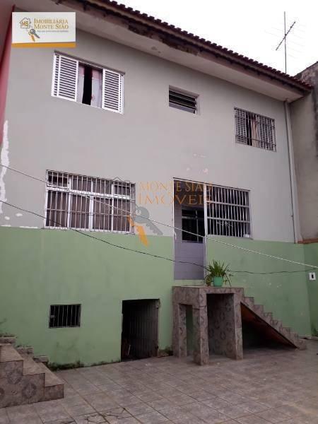 Sobrado Residencial para locação, Jardim Bom Clima, Guarulhos - .