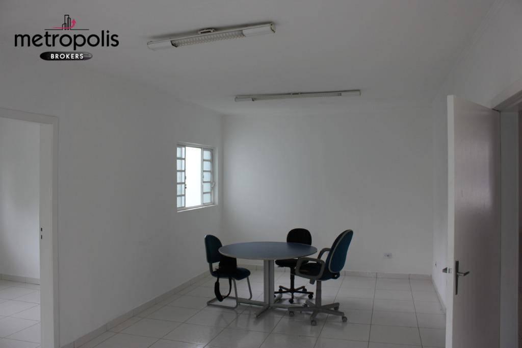 Casa comercial para locação, Cerâmica, São Caetano do Sul.