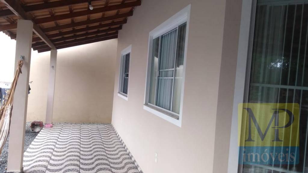 Casa com 3 dormitórios à venda, 115 m² por R$ 350.000 - Centro - Penha/SC