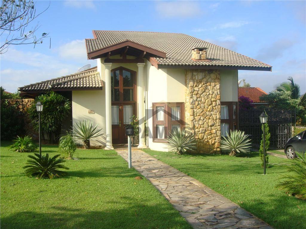 Casa Residencial à venda, Condomínio Vista Alegre - Sede, Vinhedo - CA0127.