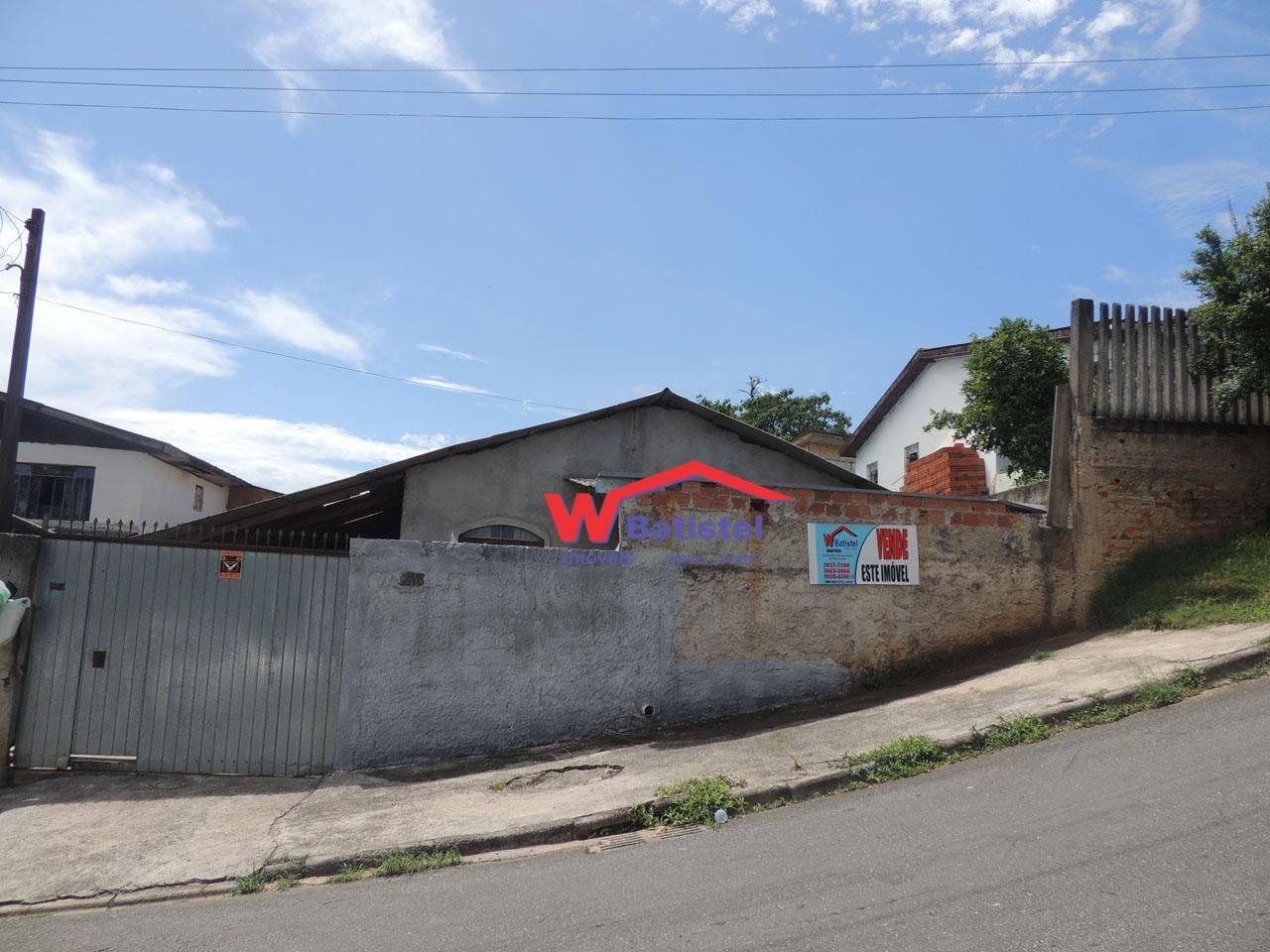 Excelente Terreno Com Casa de Alvenaria na  Rua Ana de Souza Johnsson nº 145 Bairro Roça Grande em Colombo PR.