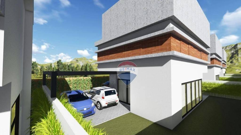 Casa residencial à venda, Vila Petrópolis, Atibaia - CA5037.