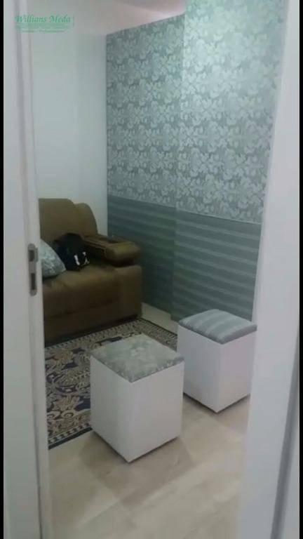Apartamento residencial para locação, 1 dormitório, 1 vaga.
