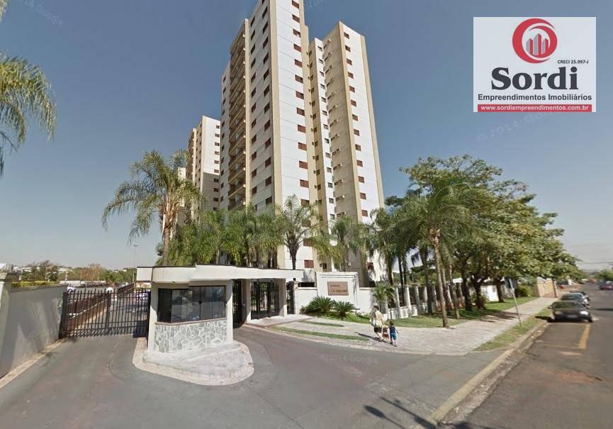 Apartamento residencial à venda, Independência, Ribeirão Preto.