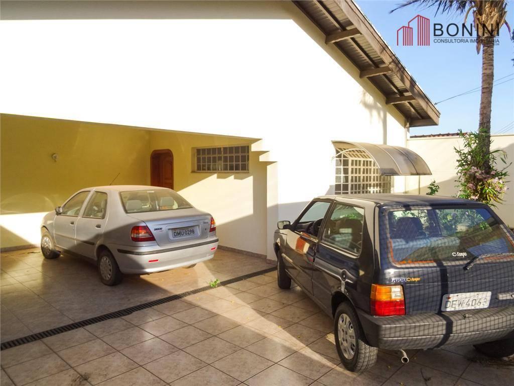 Casa 3 Dorm, Vila Santa Catarina, Americana (CA0163) - Foto 16