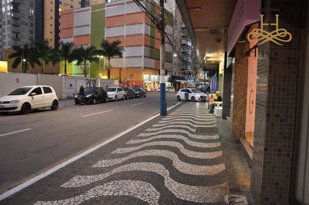 Sala comercial à venda, Quadra Mar, Balneário Camboriú.