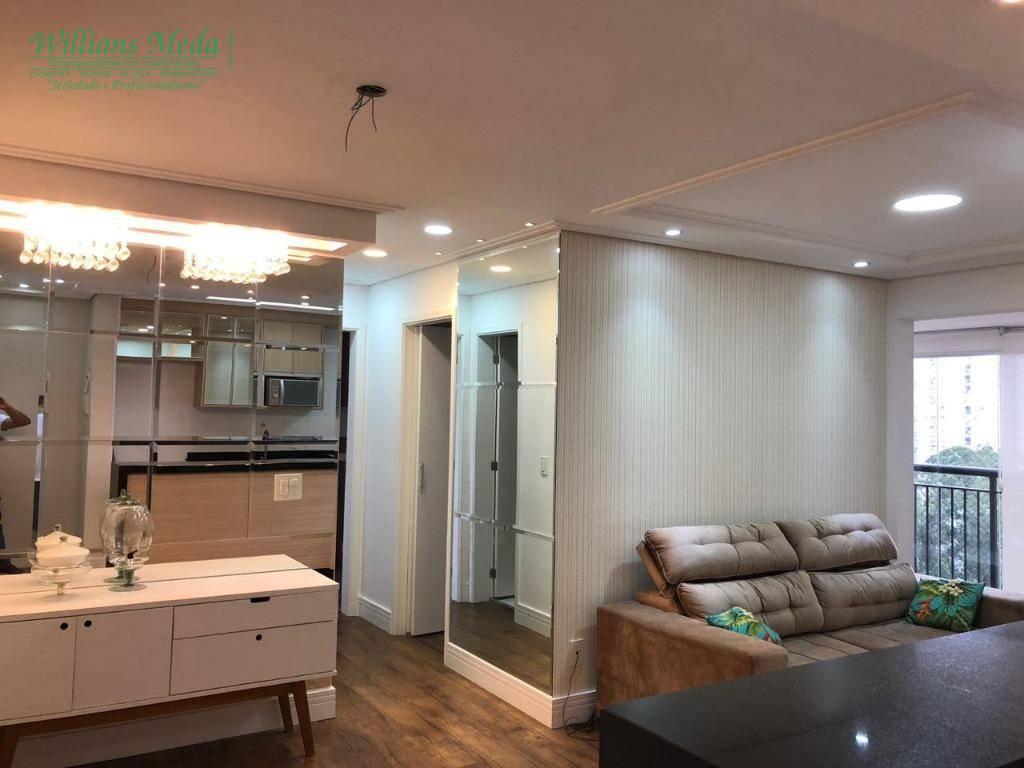 Apartamento residencial para venda e locação, Jardim Flor da