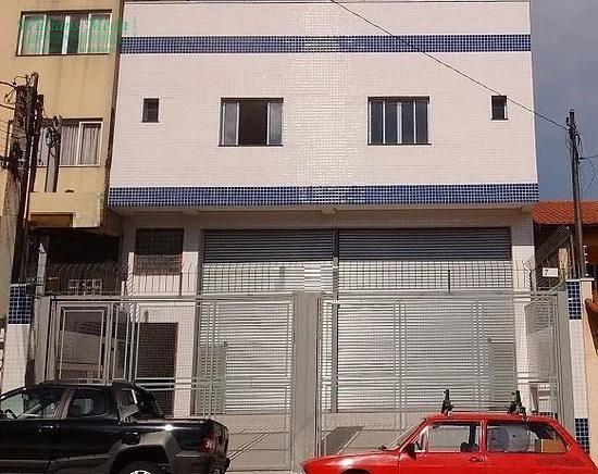 Salão para alugar, 85 m² por R$ 3.200/mês - Gopoúva - Guarulhos/SP