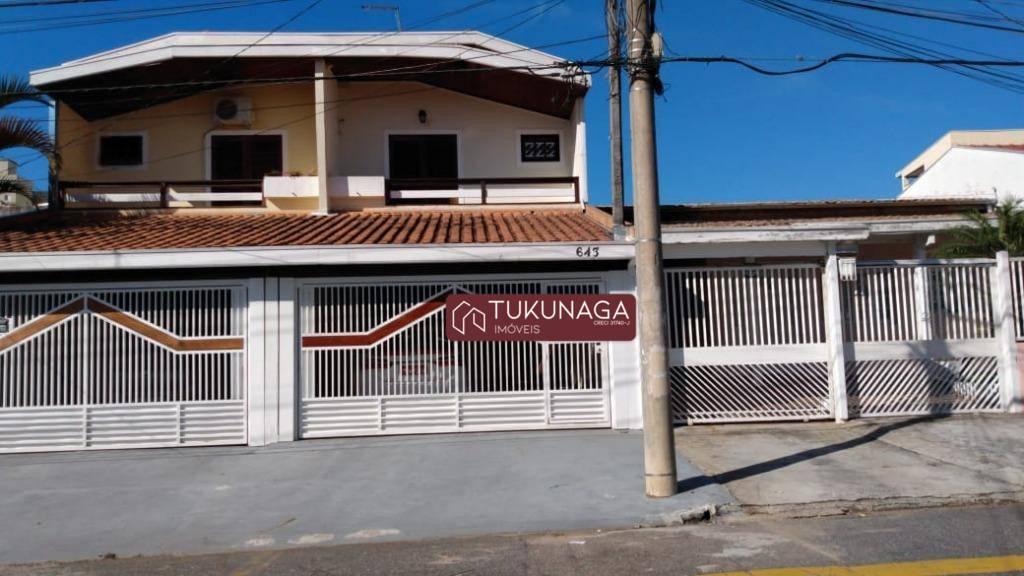 Sobrado à venda, 109 m² por R$ 590.000,00 - Jardim Satélite - São José dos Campos/SP