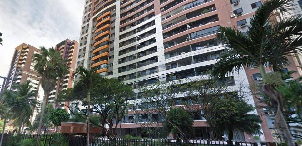 Apartamento com 3 quartos à venda, 126 m², andar alto, nascente - Varjota - Fortaleza/CE