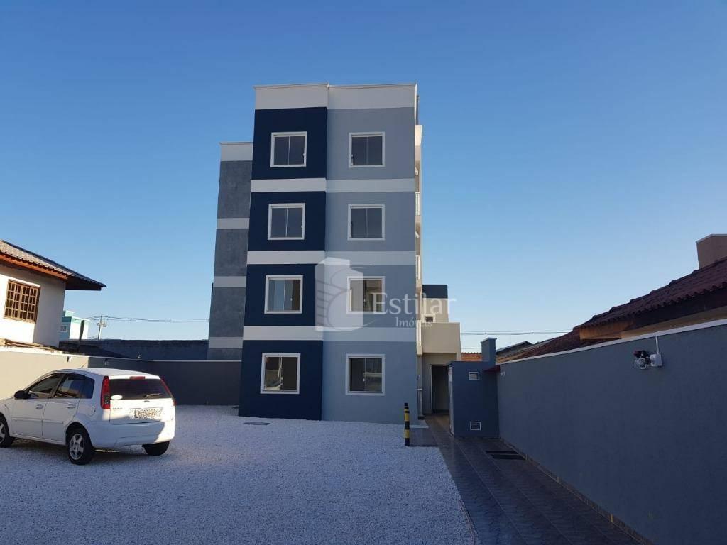 Apartamento 02 quartos no Afonso Pena, São José dos Pinhais.
