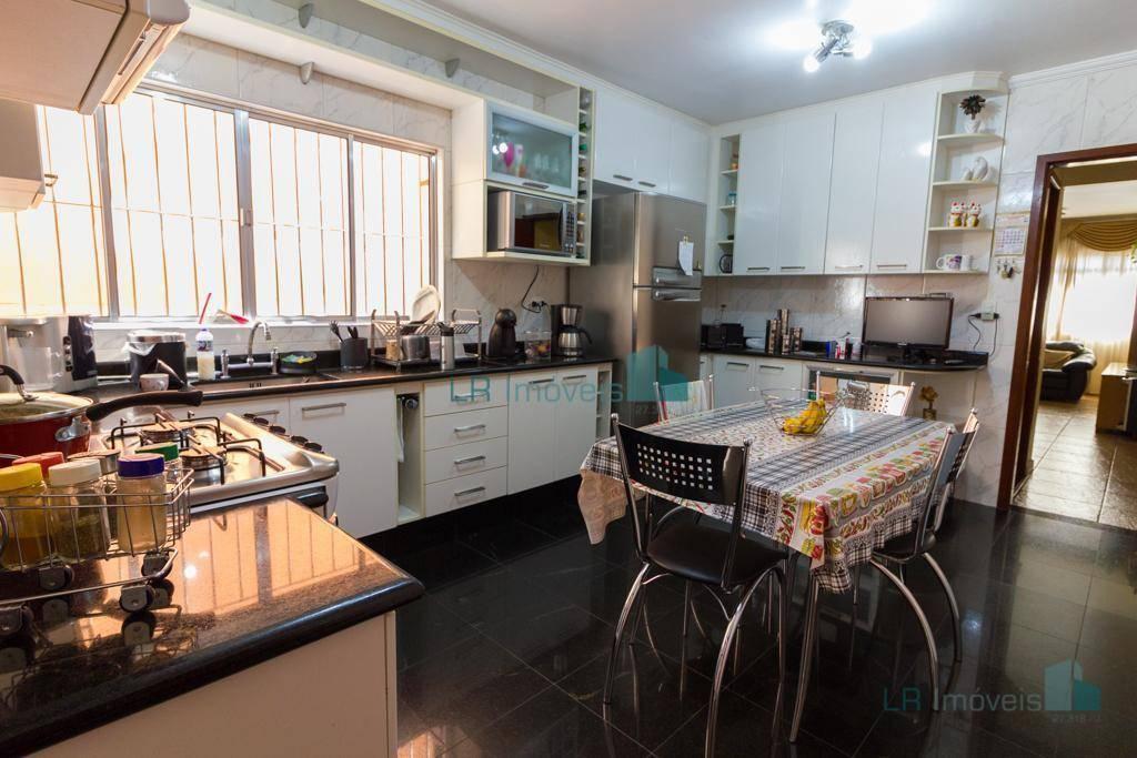 Casa com 3 dormitórios para alugar, 160 m² por R$ 2.416,00/mês - Vila Paulista - Guarulhos/SP