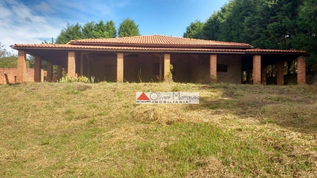 Casa residencial à venda, Centro, Pardinho - CA1211.