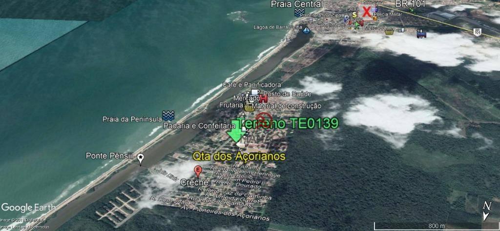 Terreno à venda, 348 m² por R$ 65.000 - Quinta dos Açorianos - Barra Velha/SC