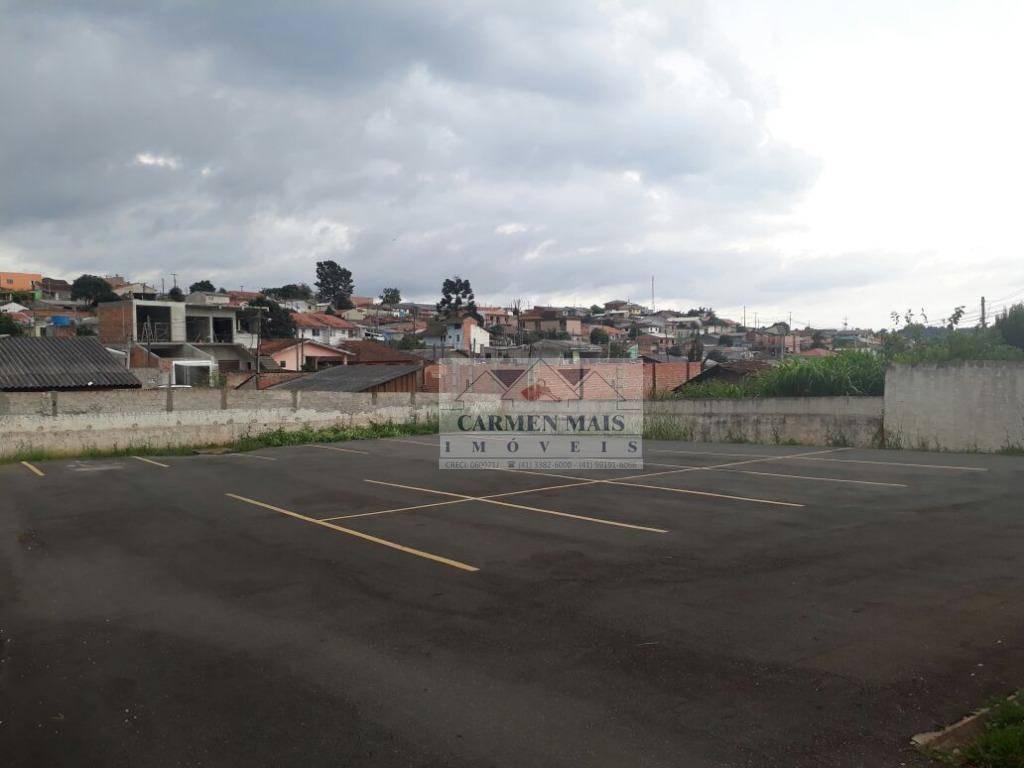 Apartamento com 2 dormitórios à venda, 47 m² por R$ 125.000 - Vila Santa Cecília - Campina Grande do Sul/PR