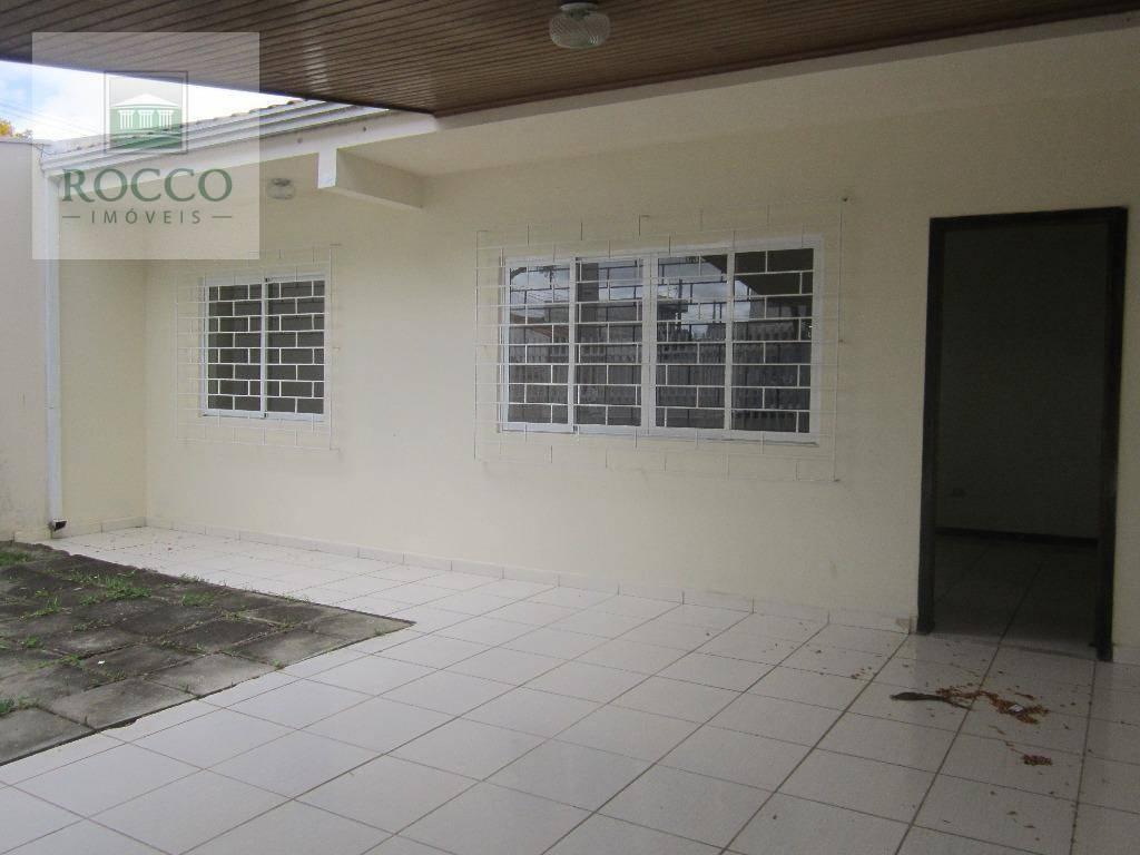 Casa residencial para locação, Afonso Pena, São José dos Pin