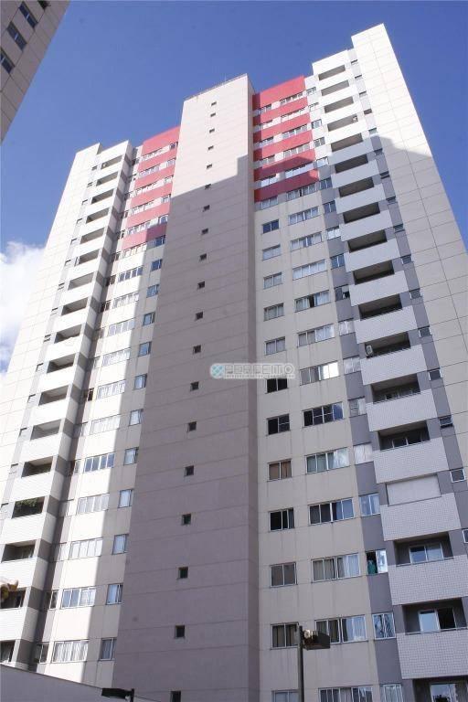 Apartamento com 2 dormitórios para alugar, 60 m² por R$ 1.250/mês