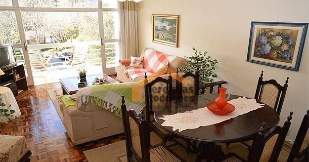 Apartamento residencial à venda no Vila Capivari em Campos d